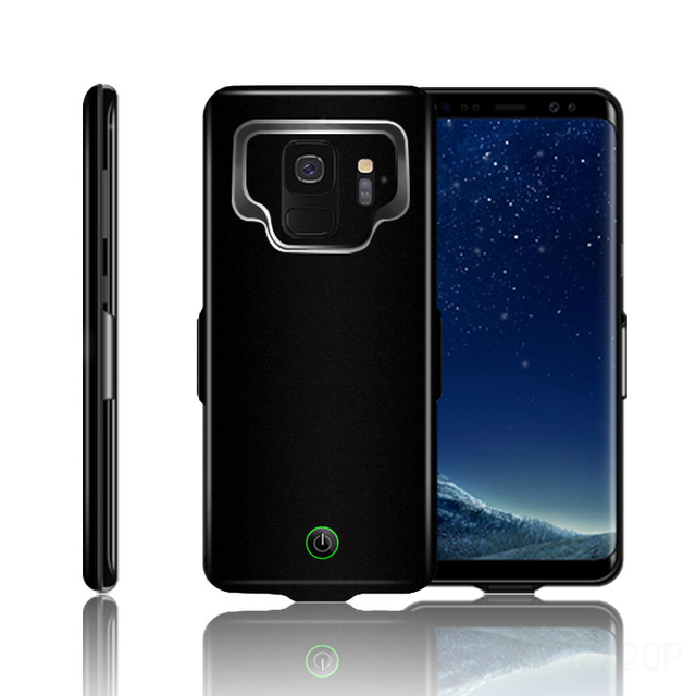 nice shoes aac6d 898ed US $22.47 15% OFF|7000mAh Battery Charging Case For Samsung Galaxy S9 Plus  Battery Case External Backup Power Bank For Samsung S9 S9+ Power Case-in ...