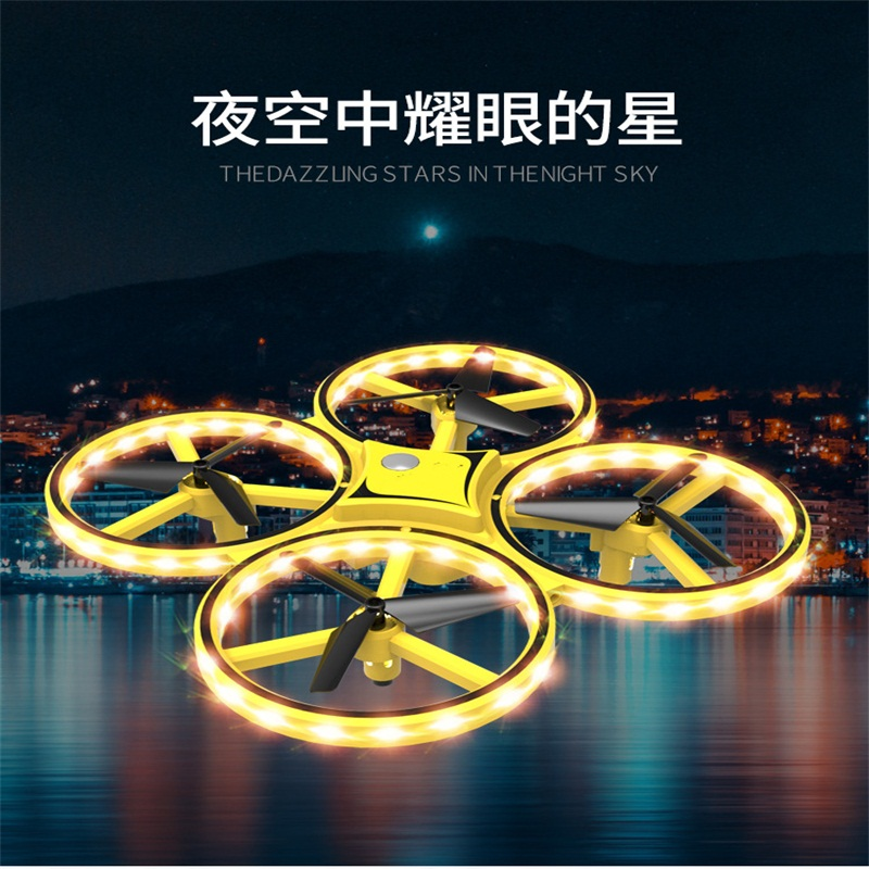 Mini Drone RC Drone 2.4G Quadcopter with One Key Return RC Helicopter