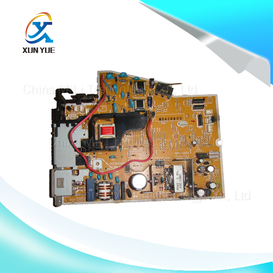 For Canon LBP 3018 Original Used Power Supply Board Printer Parts 220V On Sale brand new inkjet printer spare parts konica 512 head board carriage board for sale