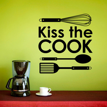 Cute Kiss Cook Kitch