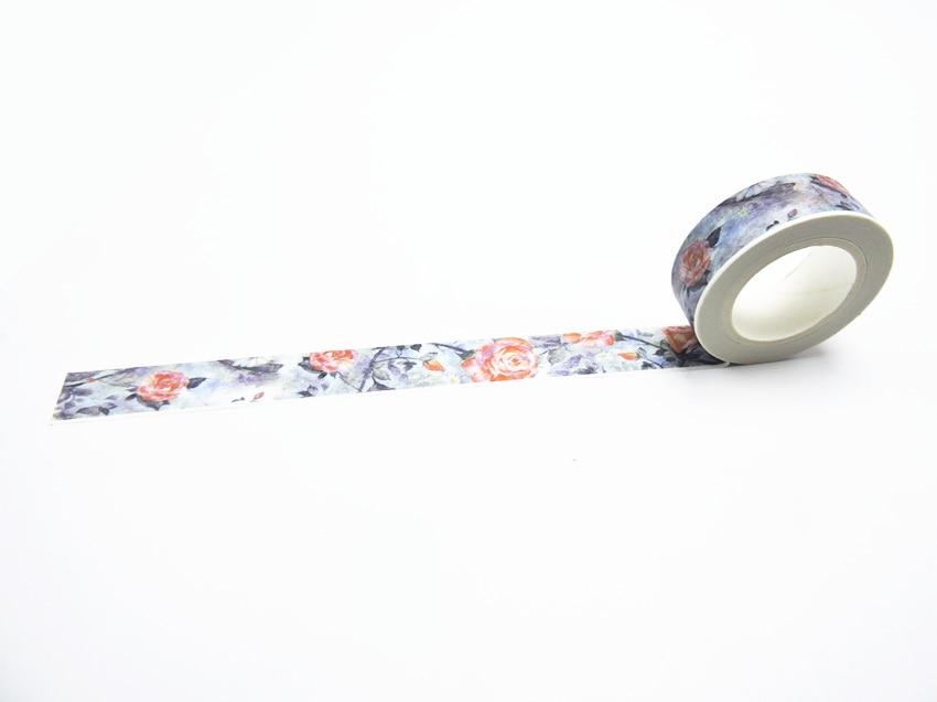 2016 New Printing Washi Tape Office Adhesive Scrapbooking Tools Kawaii Decorative Great Christmas Cute Craft Gift