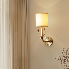 Modern Light for Mirror Makeup Wall Lamp Led Indoor Lampara Pared Industrial Vintage Bra Iron Loft Lamps