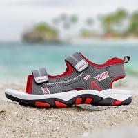 Mudipanda Children Shoes Breathable Cut outs Quick dry School Sport sandalia Shoe Summer Beach Sandals For Boys Kids Sandals