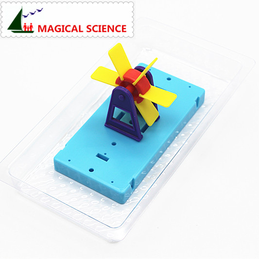 Child Educational Toys Water Wheel Car Handmade Science Experiment Assembly Material Nonstationarities Car Best Gifts For Kids