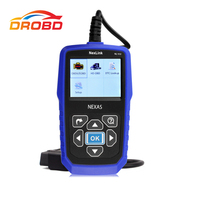 NexLink NL102 Heavy Duty Trucks Diesel Engine OBD EOBD CAN Diagnostic Scanner Update Online