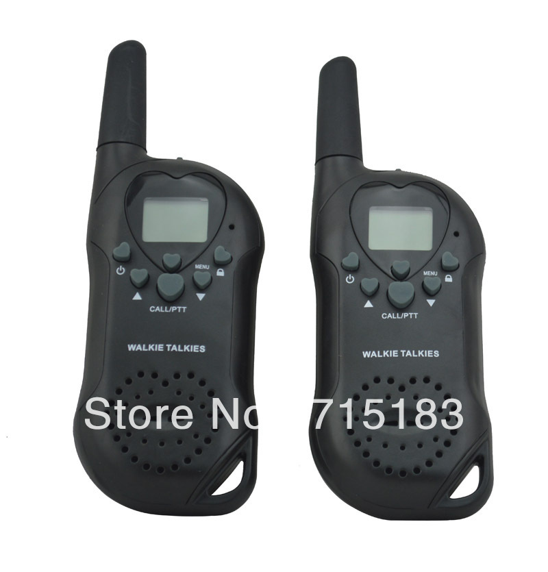 Portable radio phone 22 Channels or 8 Channels Mini Walkie Talkie Pair for kids toy walkie