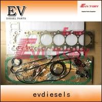 Engine compelete gasket kit  for UD truck  FD6 FD6T Full cylinder head gasket kit|kit kits|kit d|kit cylinder -