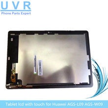 Original New Tablet LCD for HuaWei AGS-L09 AGS-W09 lcd display touch screen digitizer sensor replacement repair pannel