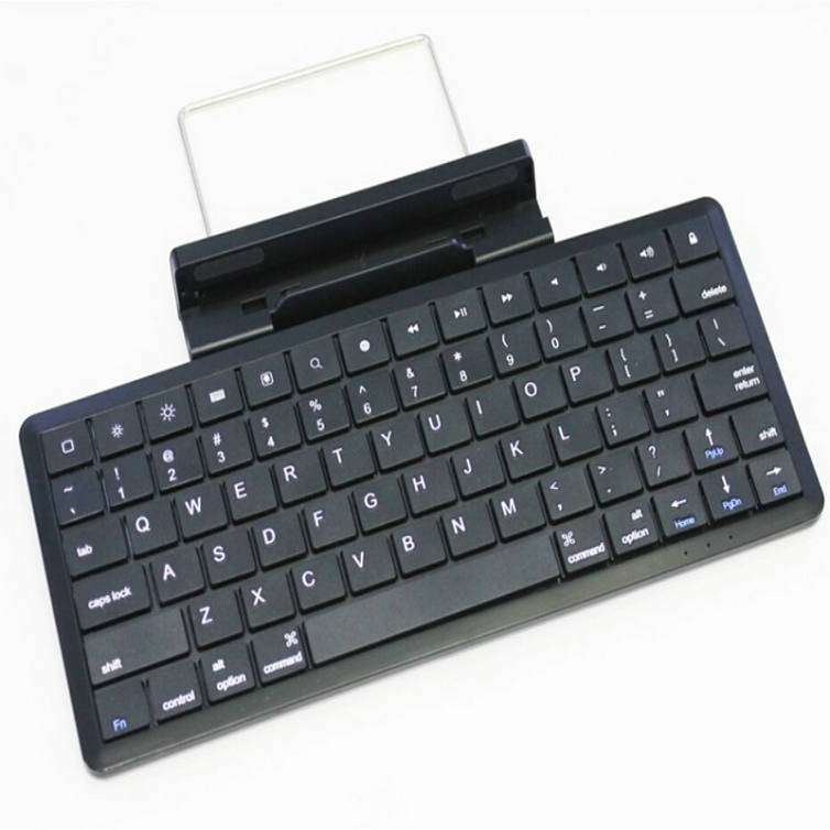 Wireless Bluetooth Keyboard Stand Holder 7-8 inch For Android iOS Windows Universal Keyboards English Russian Language Layout bluetooth keyboard touchpad russian language english pu case cover universal 9 10 tablet pc for android windows ios