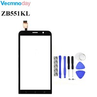 Vecmnoday 5 5 For ASUS Zenfone GO TV ZB551KL Digitizer Touch Screen Panel Sensor Lens Glass