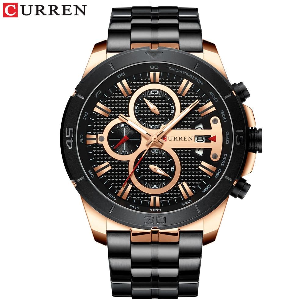 rose black watch