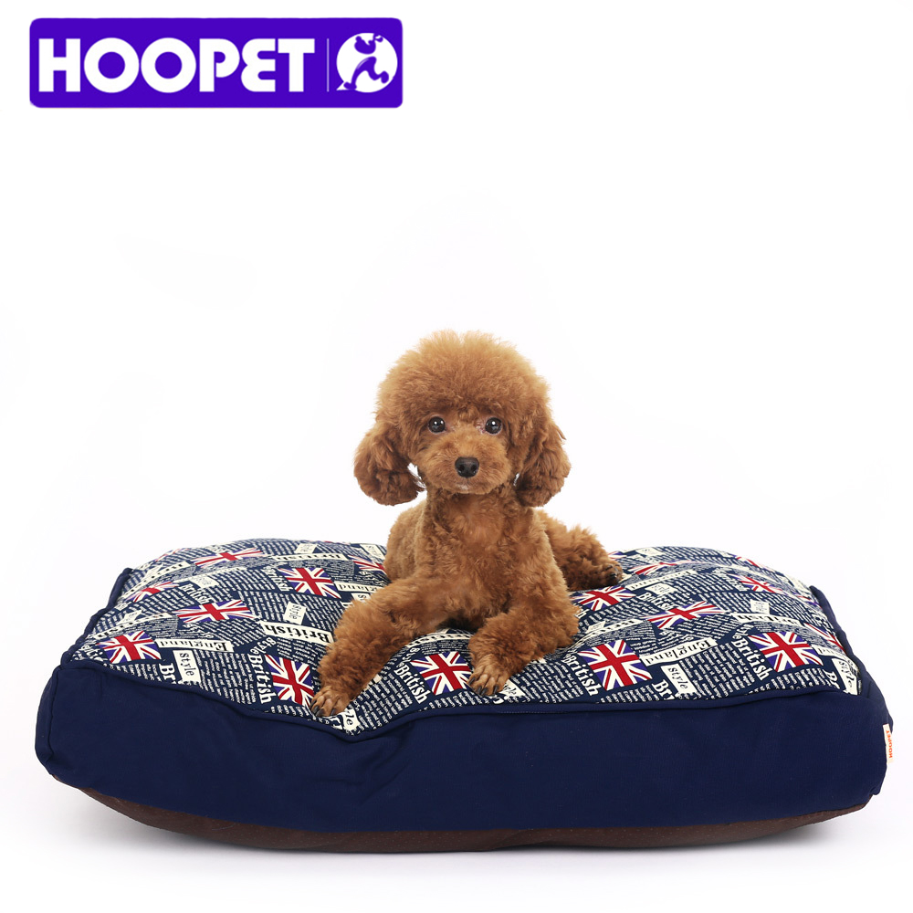 Dog Bed With Bolster Washable