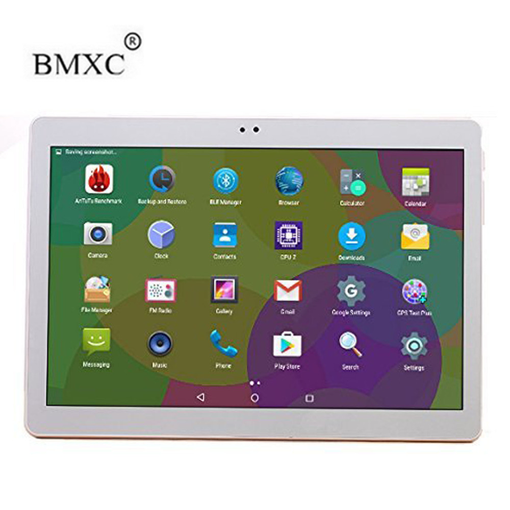 BMXC 4G LTD FDD Android 7 0 Tablet PC Tab Pad 10 Inch 1920x1200 IPS Octa