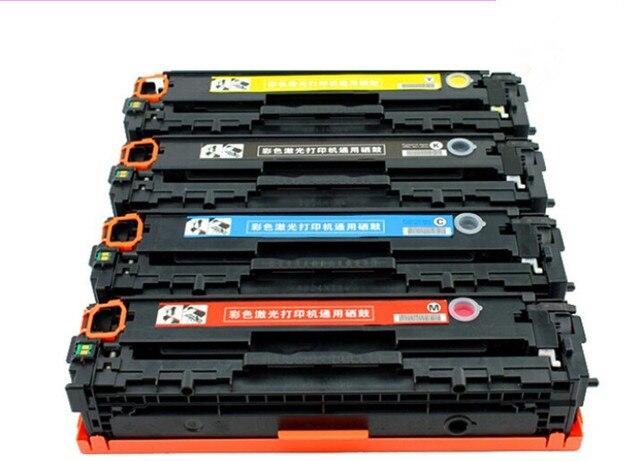 Для HP CE320A CE321A CE322A CE323A тонер картридж для HP Color LaserJet CP1525n / CP1525nw / Pro CM1415 / CM1415fn лазерный принтер