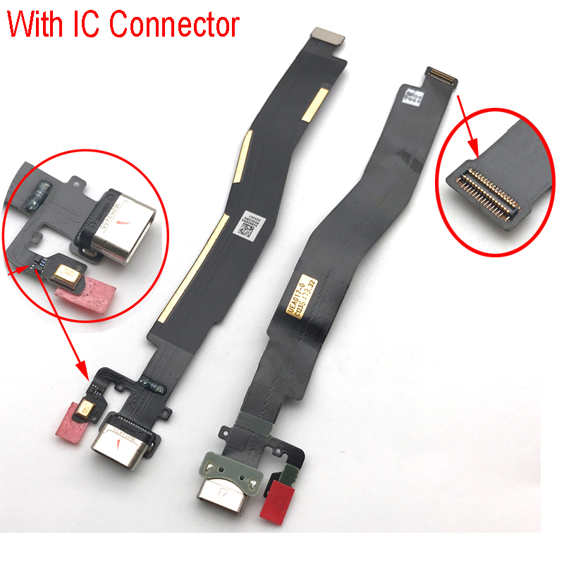 Replacement Part For Oneplus 3 3T Three Micro Dock USB Charging Connector Port Charge Board Flex Cable Ribbon