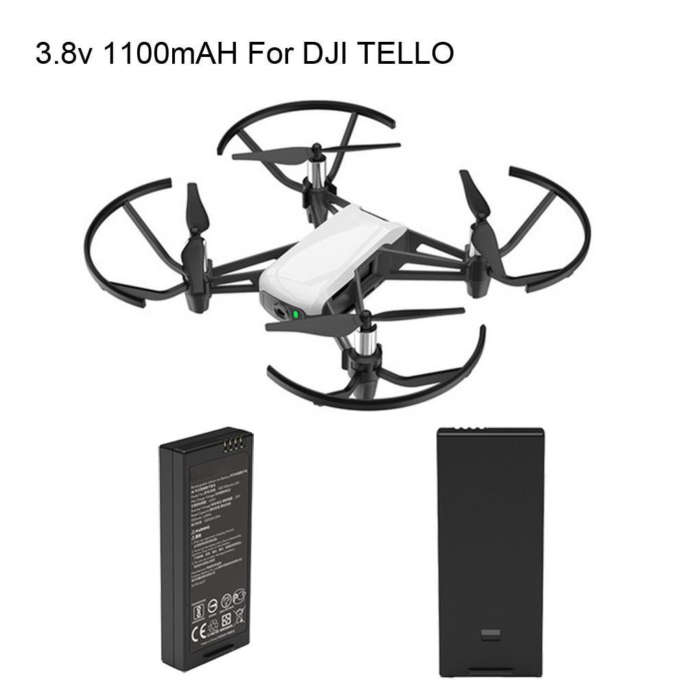LeadingStar 1100 mAh 3.8 V Battery Accessories for Tello Drone Flight Battery Accessories ZK30