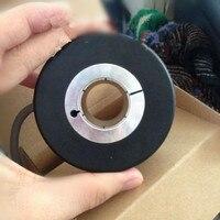 REP incremental optical encoder ZKT8030 002J 1000BZ2 12 24F rotary quadrature encoder hollow shaft