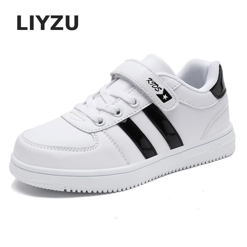 Kids Shoes Boys Girls Sneakers Teenage Brand Classic White Shoes Soft Chaussure Enfant Sport Running Sneakers Child Trainer New