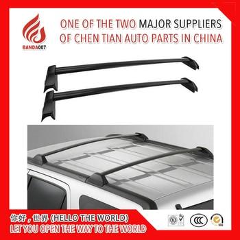 1 Pair Aluminium alloy car roof rail cross bar for CR-V CRV 2002 2003 2004 2005 2006