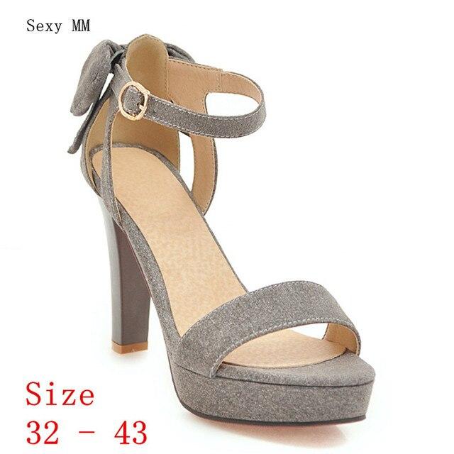 Más De Zapatos Plataforma Barato Mujer Sandalias Nm0owvn8 Tacón Alto Ajq3RL54