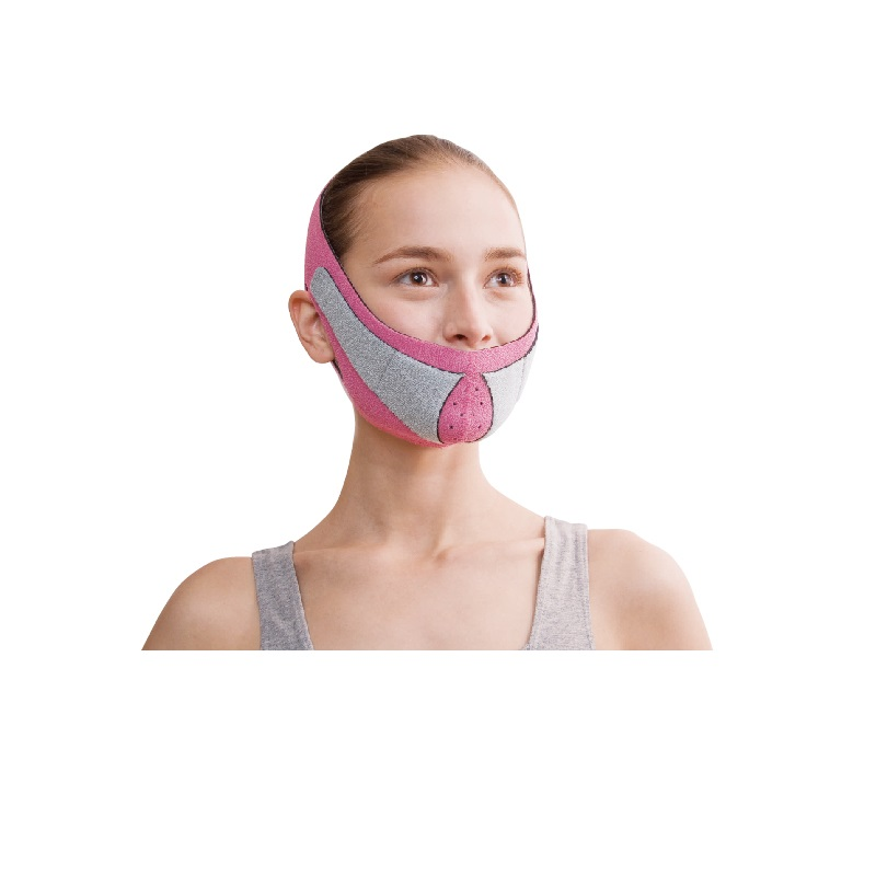 Japan Cogit Beauty Face Lift Mask for Nasolabial folds Lift Face Line Belt Strap Anti wrinkles Sauna face support Face Slimming full face lift masks health care thin face mask slimming facial thin masseter double chin beauty face lifting bandage belt