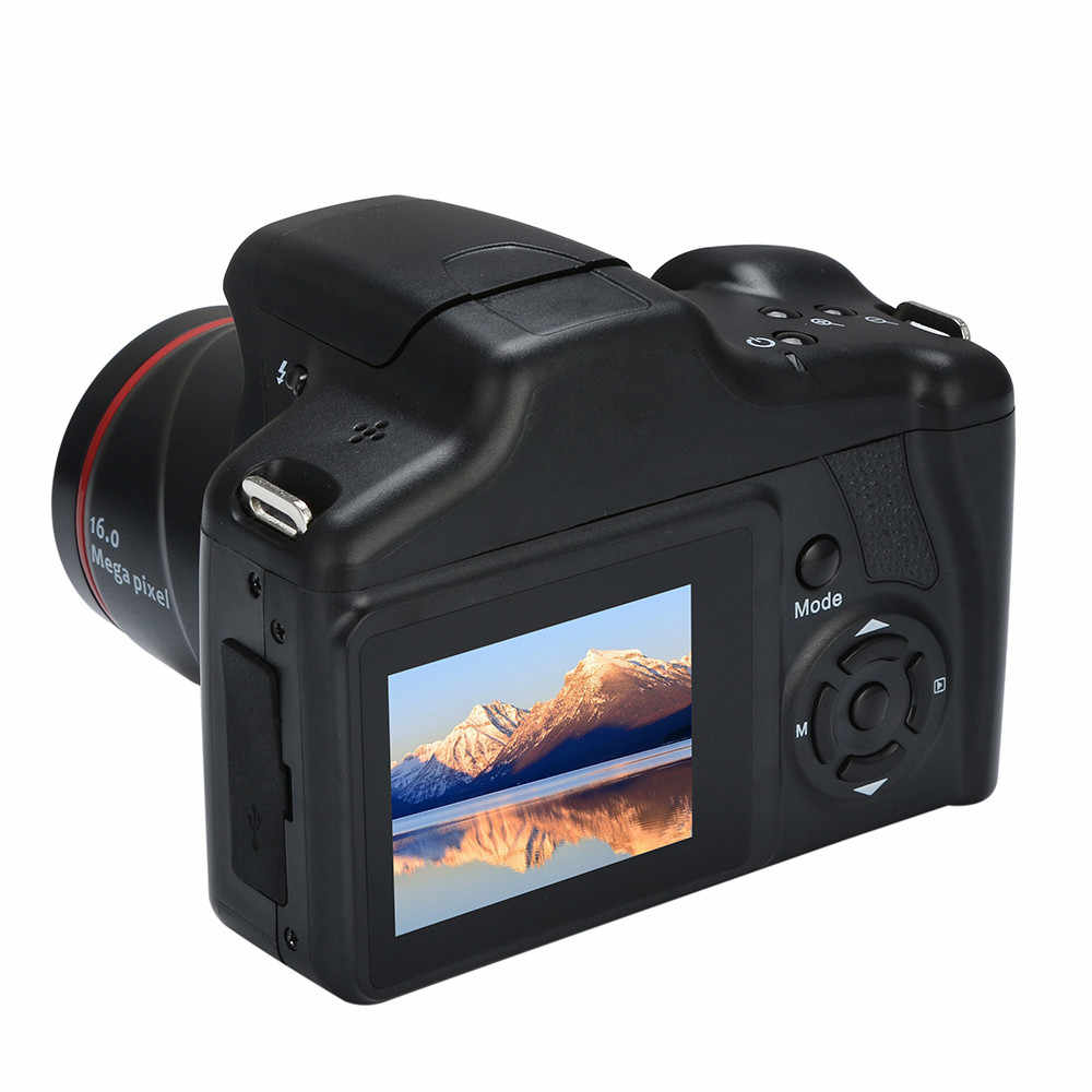 2019 Video Camcorder HD 1080P Handheld Digital Camera 16X Digital Zoom