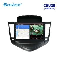 Android 8 Автомобильный Радио Мультимедиа Видео плеер навигация gps Android для Chevrolet CRUZE no dvd 2 din 2009 2014 с wifi 4G USB
