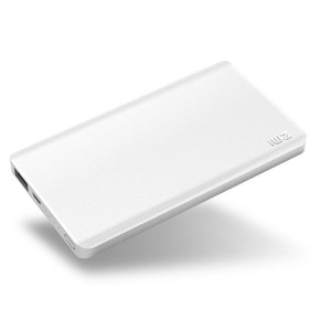 Image 5 - ZMI 5000mAh Powerbank external battery portable charging Two way Quick Charge QC 2.0 mini Power Bank for iPhone Xiaomi