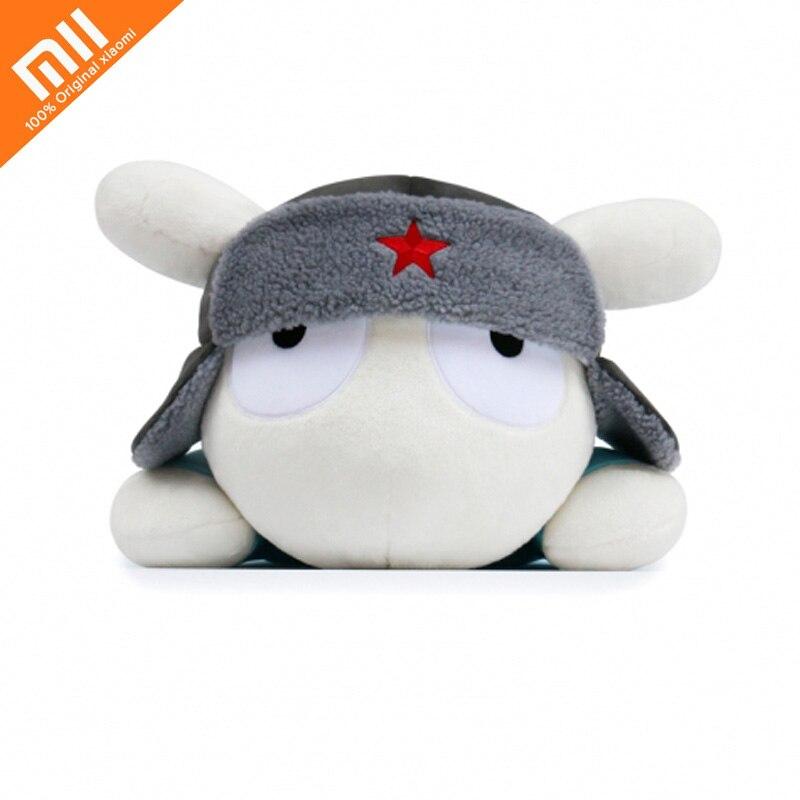 Original xiaomi 60cm soft Mitu rabbit Pillow version Lying posture MiTu rabbits Cotton Plush Dolls for Xiaomi Smart Home HOT цены онлайн