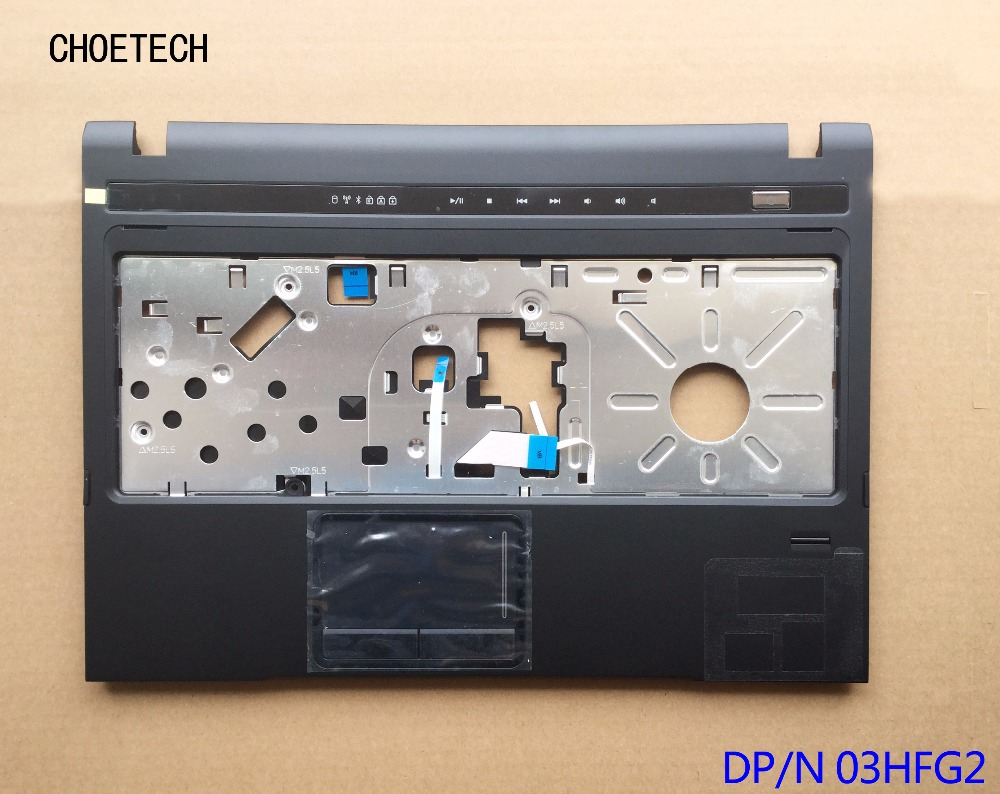 For DELL for Vostro 3400 V3400 laptop Palmrest cover with Touchpad Assembly 3HFG2 03HFG2 shell