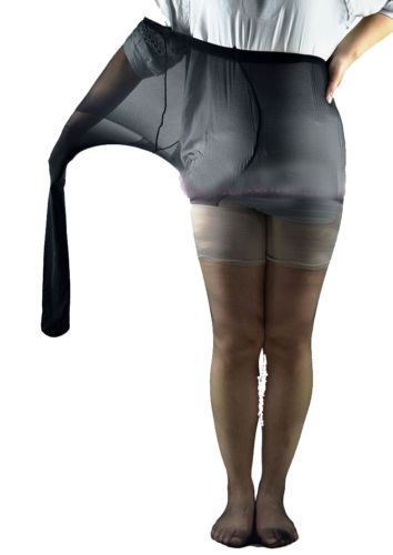 In The Same Xxl Pantyhose