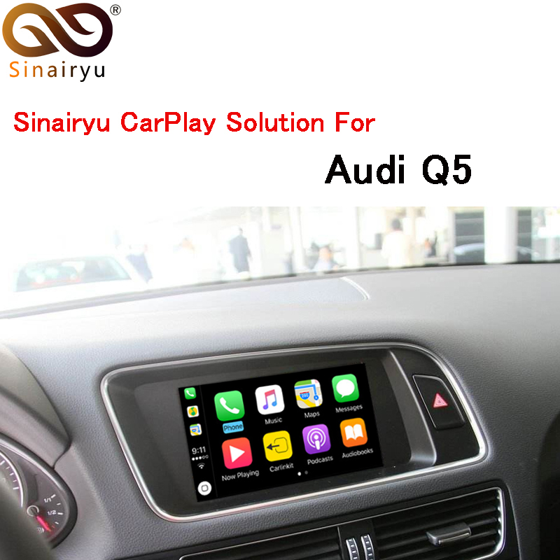 Apple Carplay Audi Mmi 3g US 26738 19 OFFCarPlay Interface Smart