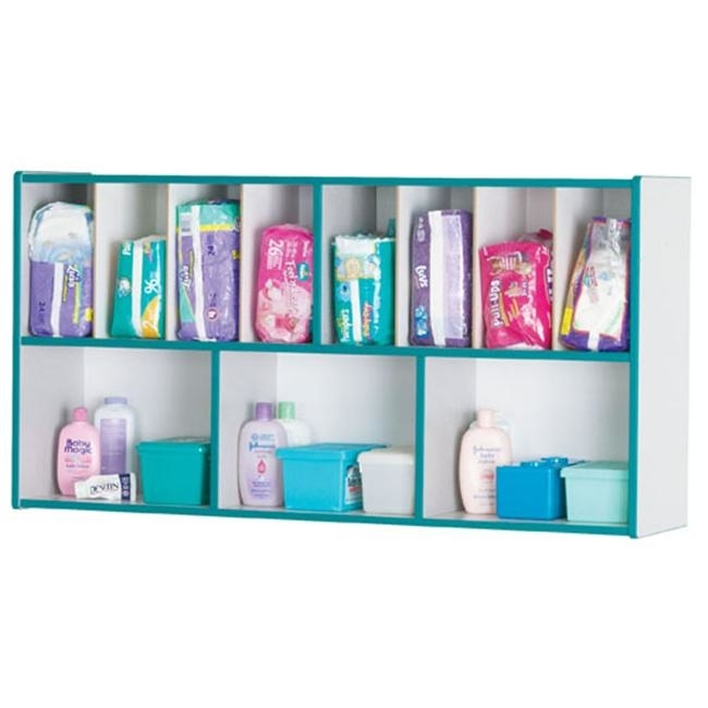 Jonti-Craft 5141JC112 - Rainbow Accents Diaper Organizer - Navy Trim constraint induced movement therapy in acute stroke patients