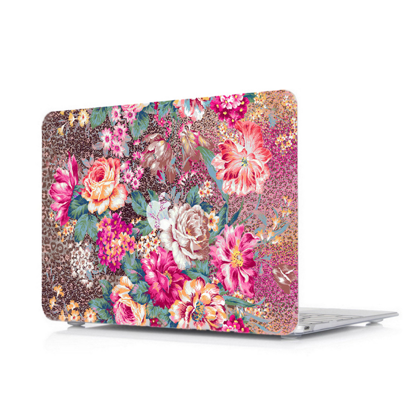 Stylish Print Pattern Case for MacBook 16