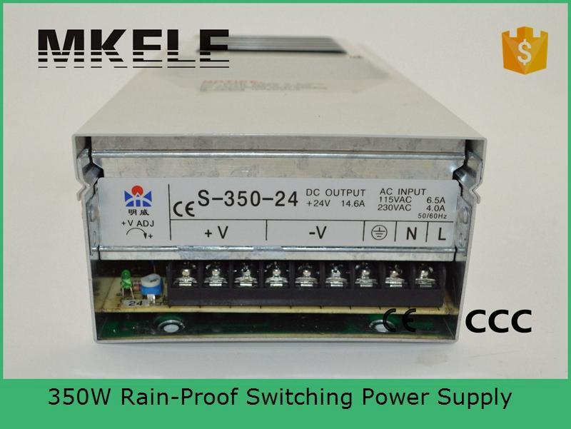 ФОТО CE approved metal case single output fast delivery 350w 24v FY-350-24 14.6a Rain Proof Regulated Switching Power Supply