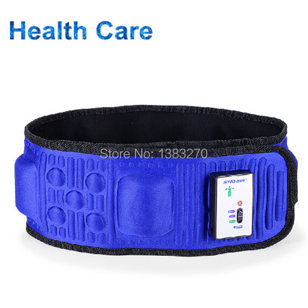 2017 Fat burning vibration infrared therapy slim belt belly vibrator slimming belt LHM-FIT02B xeltek private seat tqfp64 ta050 b006 burning test
