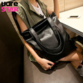 Sacos de Ombro das mulheres de Grande Capacidade Bolsas de Couro Macio do Plutônio Saco Grande Para As Mulheres Design de Moda Bolsa Bolsas Femininas
