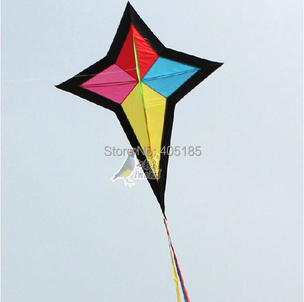 Free Shipping Outdoor Fun Sports Umbrella Cloth Power Polaris Kite Good Flying