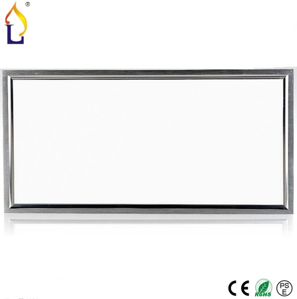 ФОТО LED Square Panel Light Free Shipping 48W 300*1200mm SMD2835 Recessed Ceiling lamp 110LM/W AC100-265V Cool/Natural White 5pcs/lot
