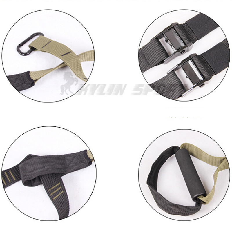 Military Fitness Resistance Bands Hanging Training Strap Übung - Fitness und Bodybuilding - Foto 4