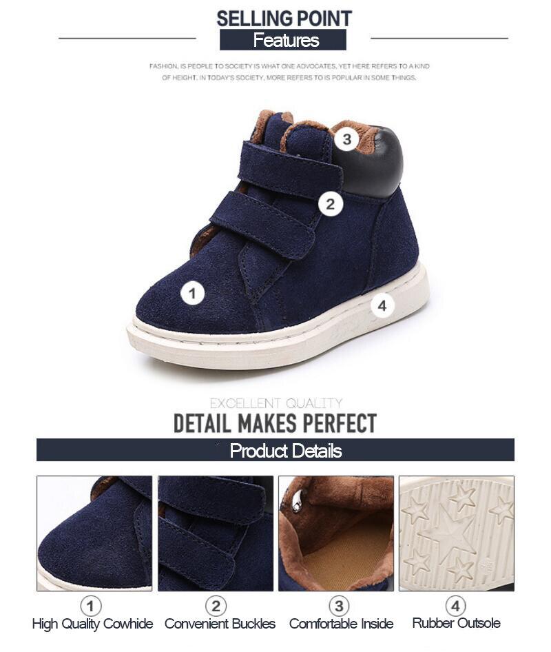 9 girls winter boots