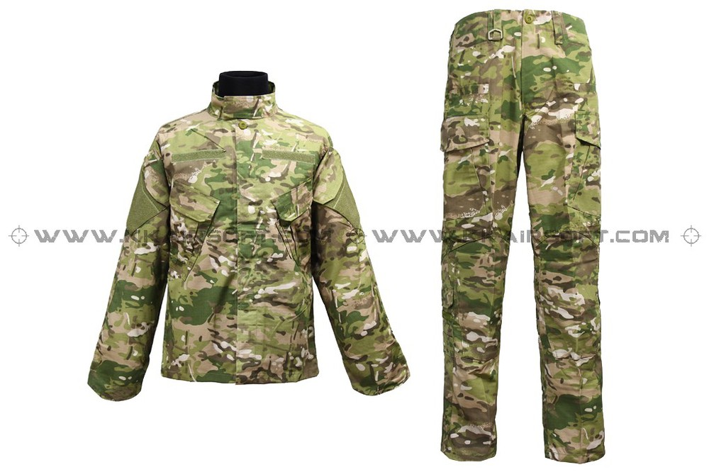 Us Army Military Uniform For Men Army Suit Clothing Multicam Pattern CL-02-CP