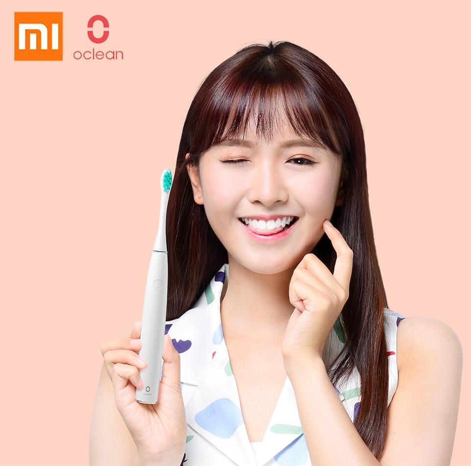 Xiaomi Oclean Air smart electric toothbrush Washable Whitening Teeth Deep Clean Teeth Oral Care RechargeableXiaomi Oclean Air smart electric toothbrush Washable Whitening Teeth Deep Clean Teeth Oral Care Rechargeable