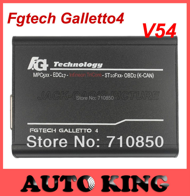 V54 !!! Best price ECU programmer FGTech Galletto 4 Master BDM-TriCore-OBD FG V54 FGTech BDM OBD BDM function --fast ship !