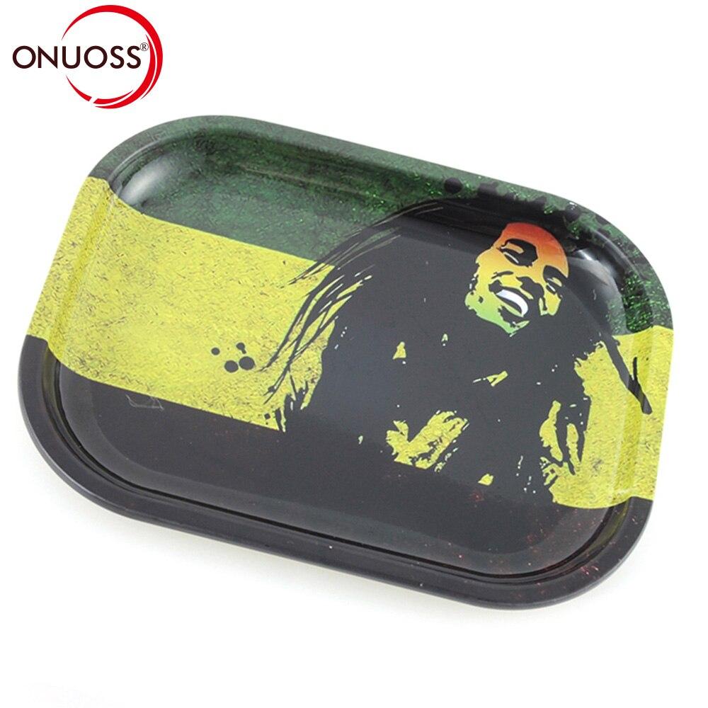Aliexpress Com Buy Onuoss Mini 18cm Tobacco Rolling Tray