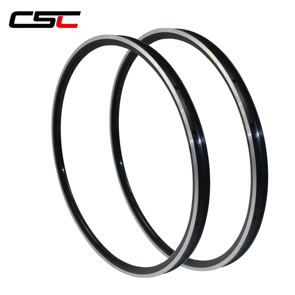 23 8mm width Kinlin XR26T road bicycle 26mm Aluminium Alloy Tubuless Bike rims with 20 24
