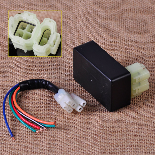 30410-HC4-770 Z021-0028N CDI Box Ignition Module Unit fit for Honda Fourtrax TRX300 TRX300FW 1988 1989 1990 1991 1992 1993