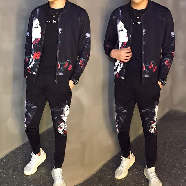 Automn Fashion Tracksuit 2