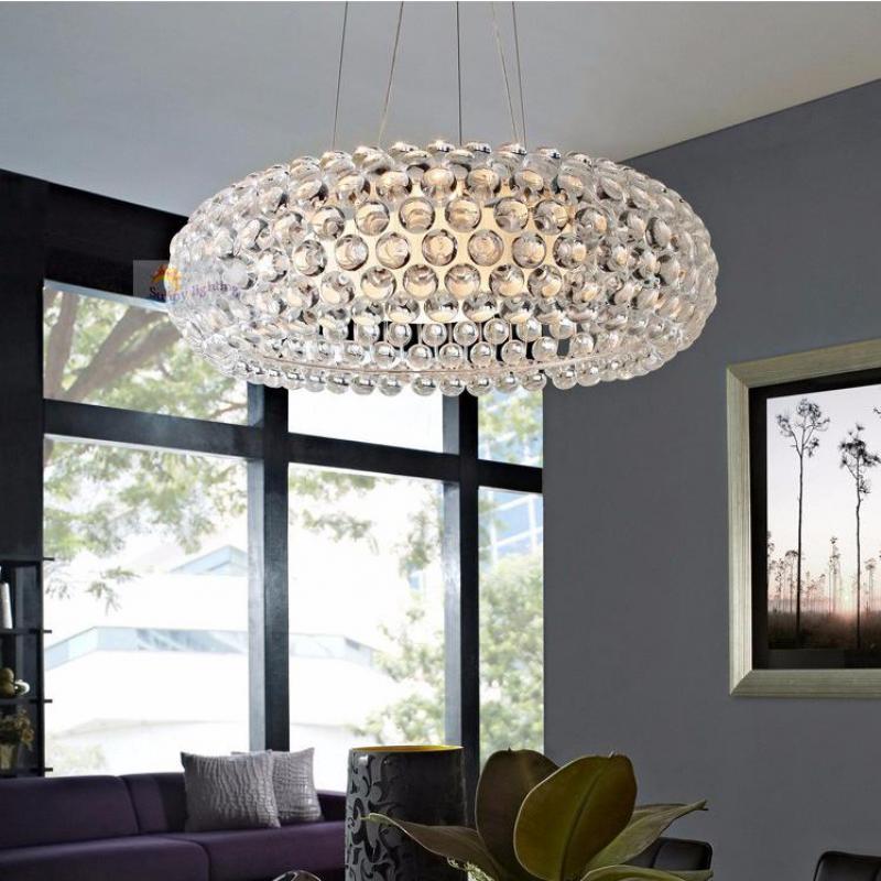 € 182.72 13% de DESCUENTO|Cocina Moderna colgante led lámpara de luz para  comedor Bar restaurantes lámpara nórdica de gota de agua colgante bola ...