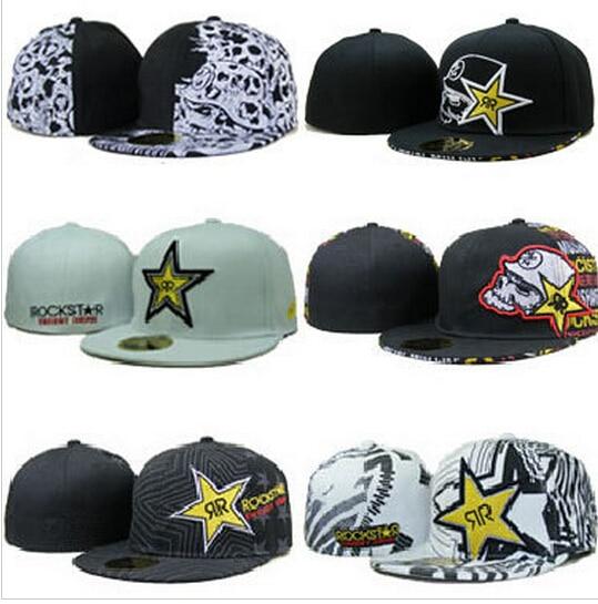 1dbc22195 2015 new style hot Rockstar hats Mens and womens Rockstar caps baseball  caps rock star cheap